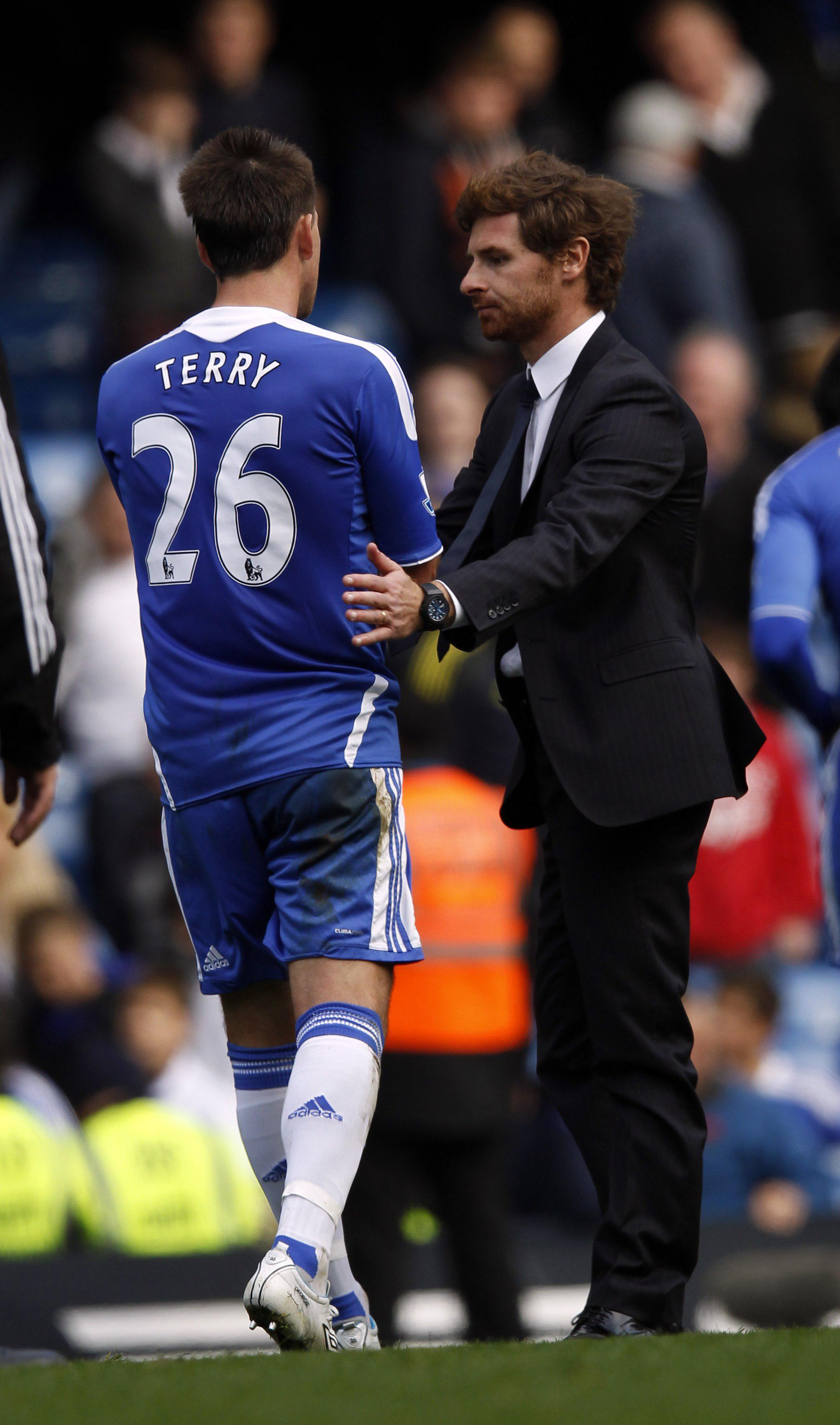 Now we know how AVB felt at Chelsea
