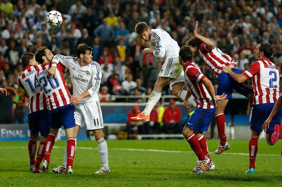 Look away now, Atletico fans