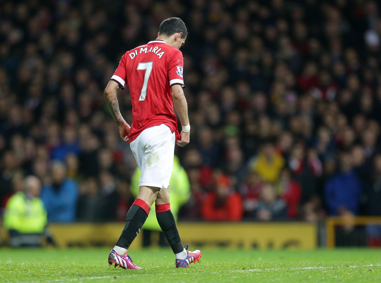 Di Maria flopped at United