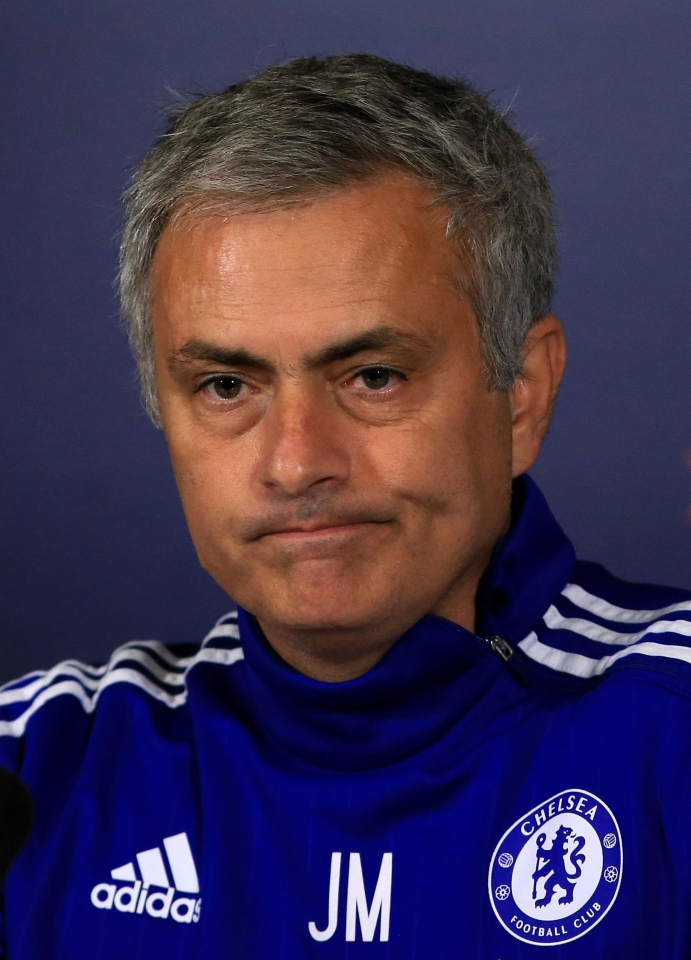 Mourinho suffered an awful season at Chelsea following his title-winning campaign