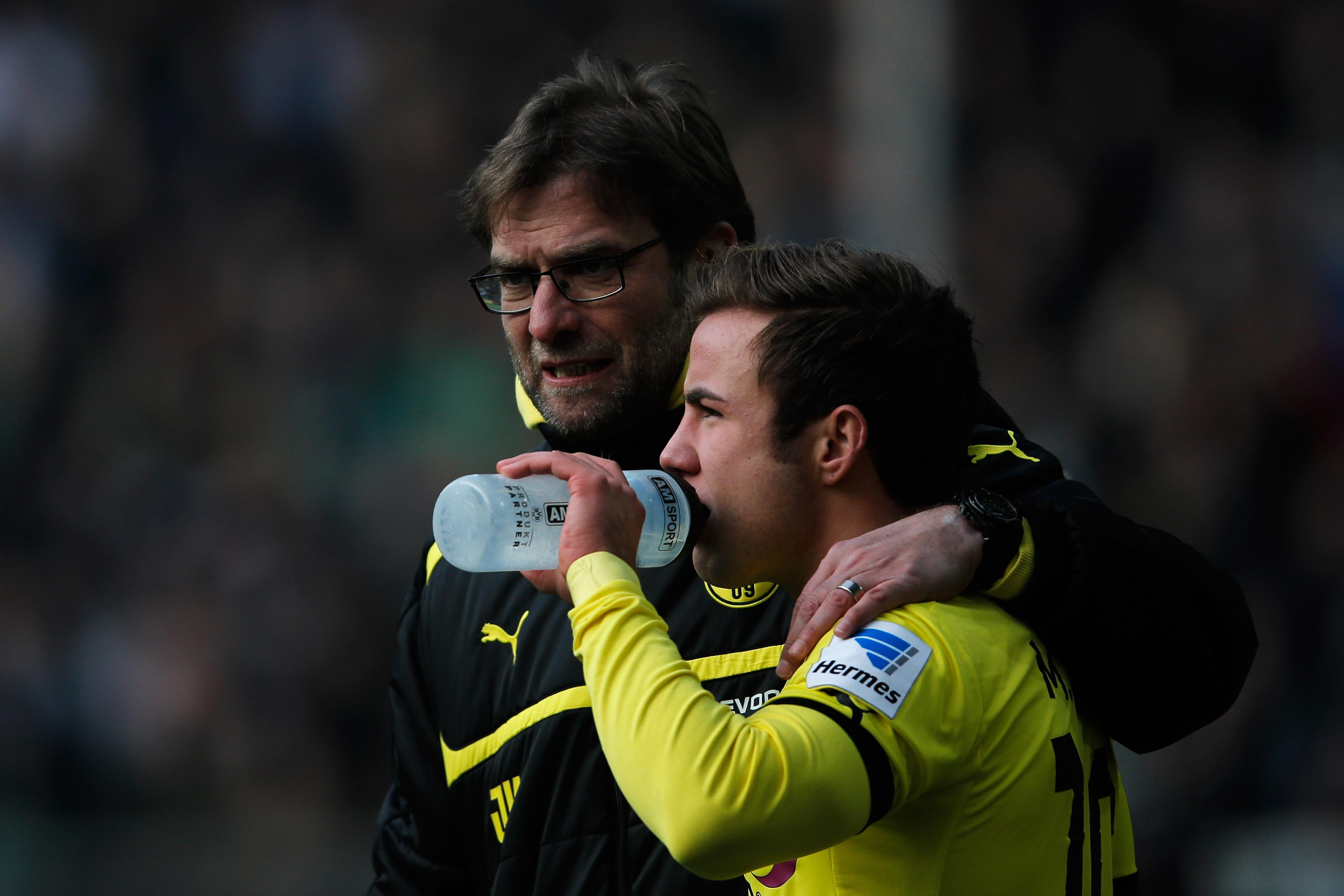 The German is responsible for BVB's recent rise in the Bundesliga