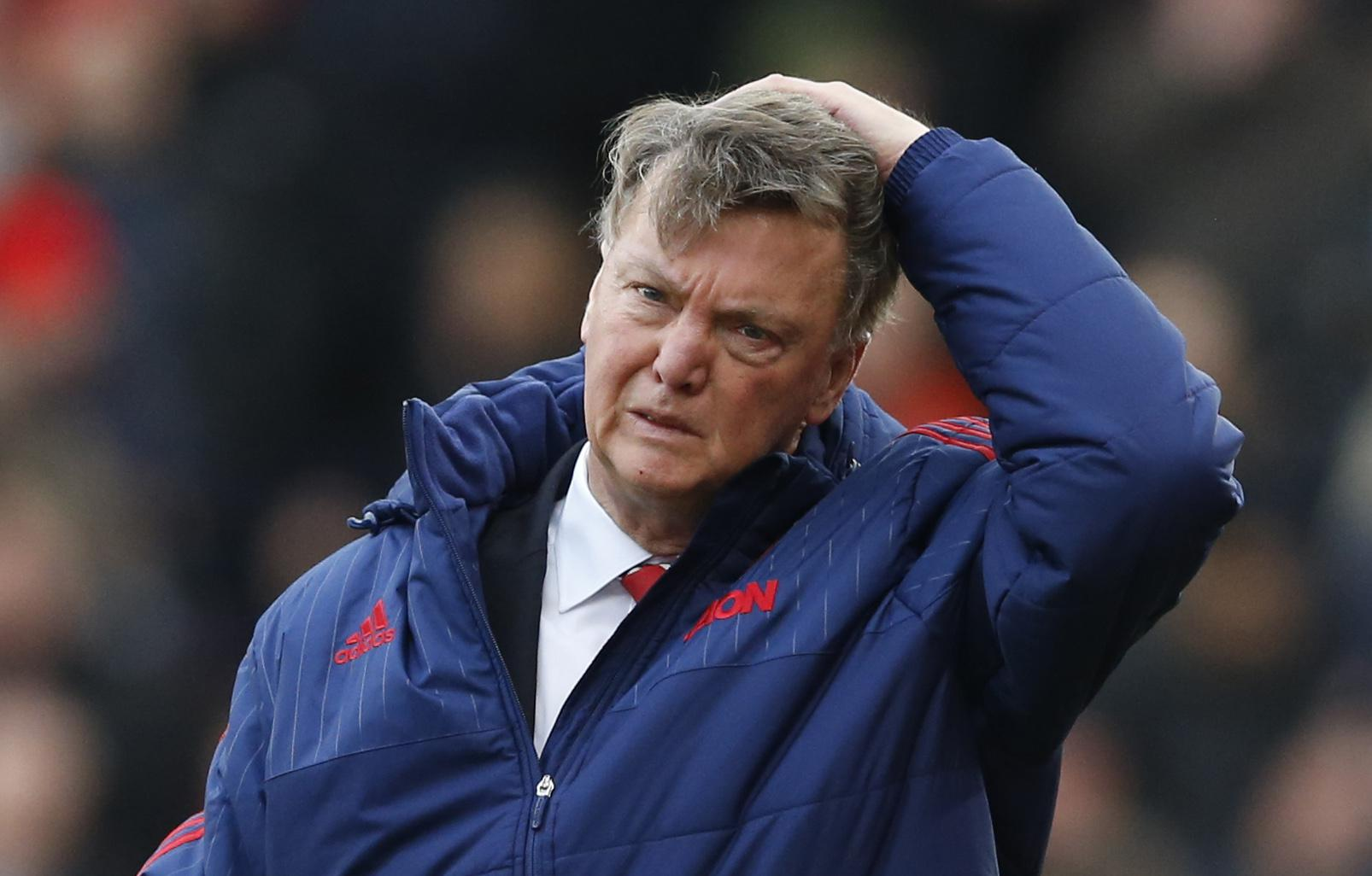 Did United want Klopp to replace LVG?