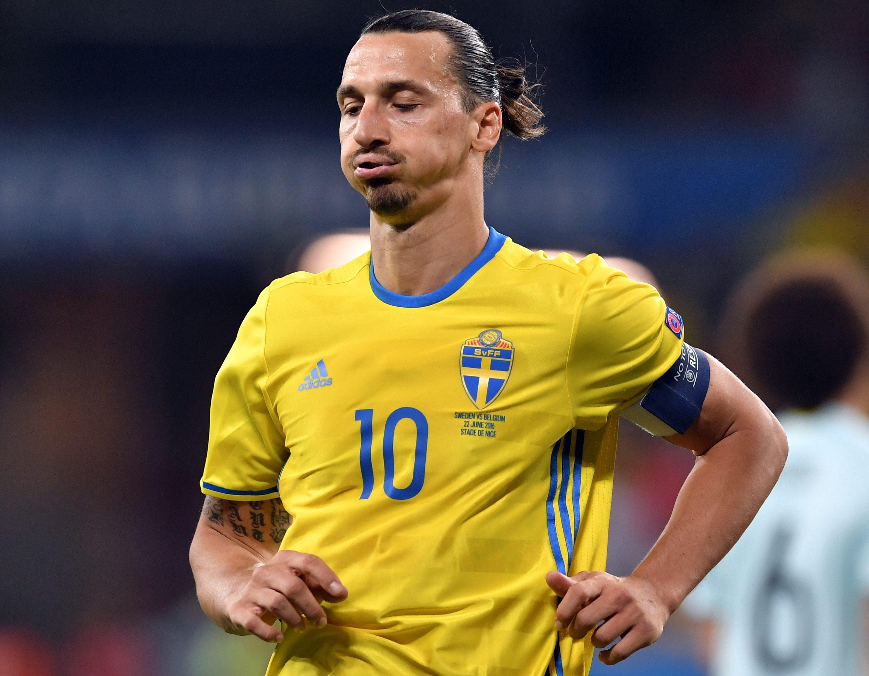 What are the odds on Zlatan Ibrahimovic playing at the next World Cup?