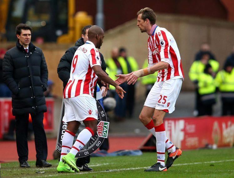 One great striker.. and Berahino