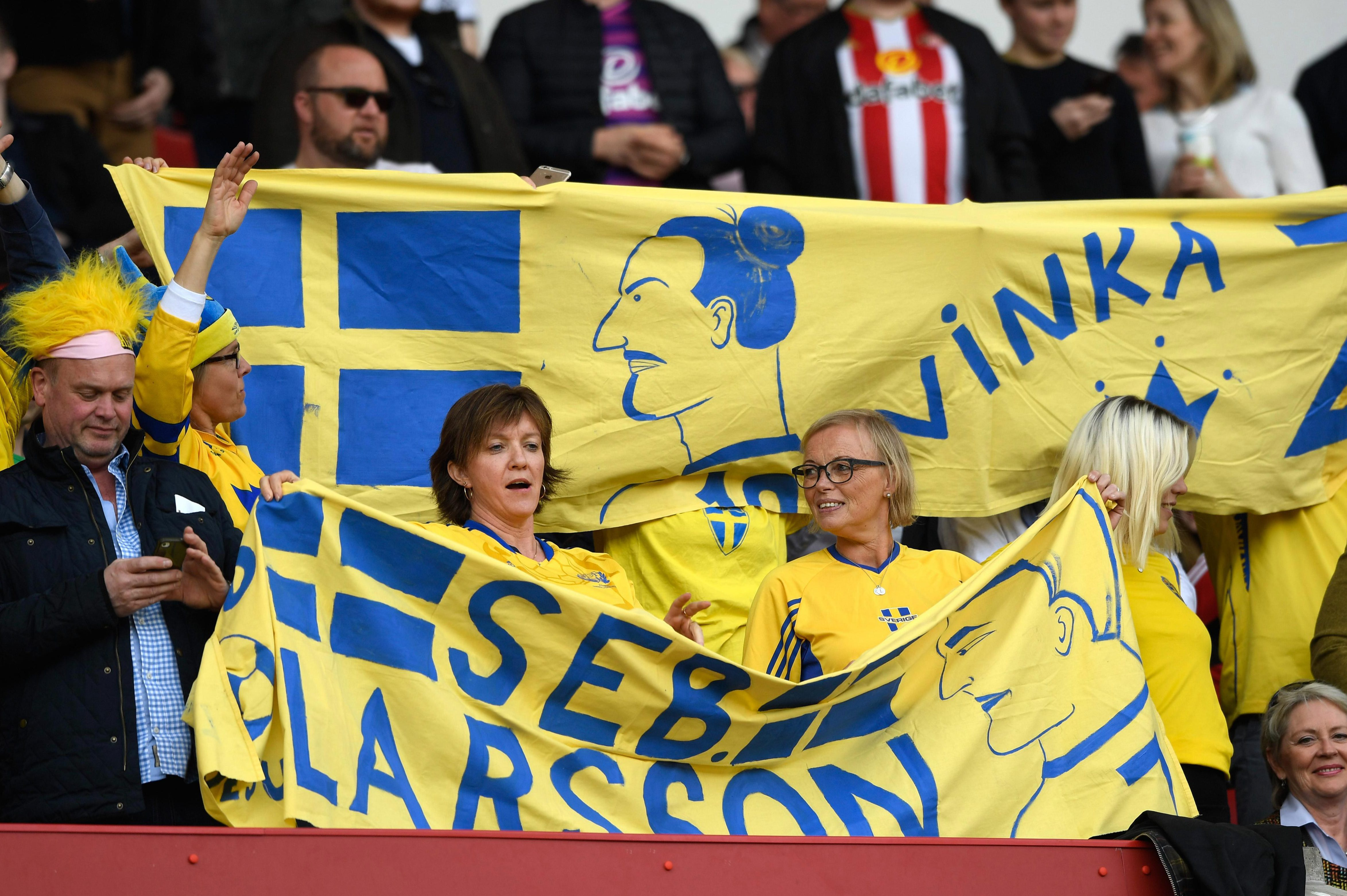 Zlatan is widely considered one of the best players in Sweden's history