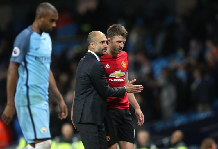 Managers love Carrick