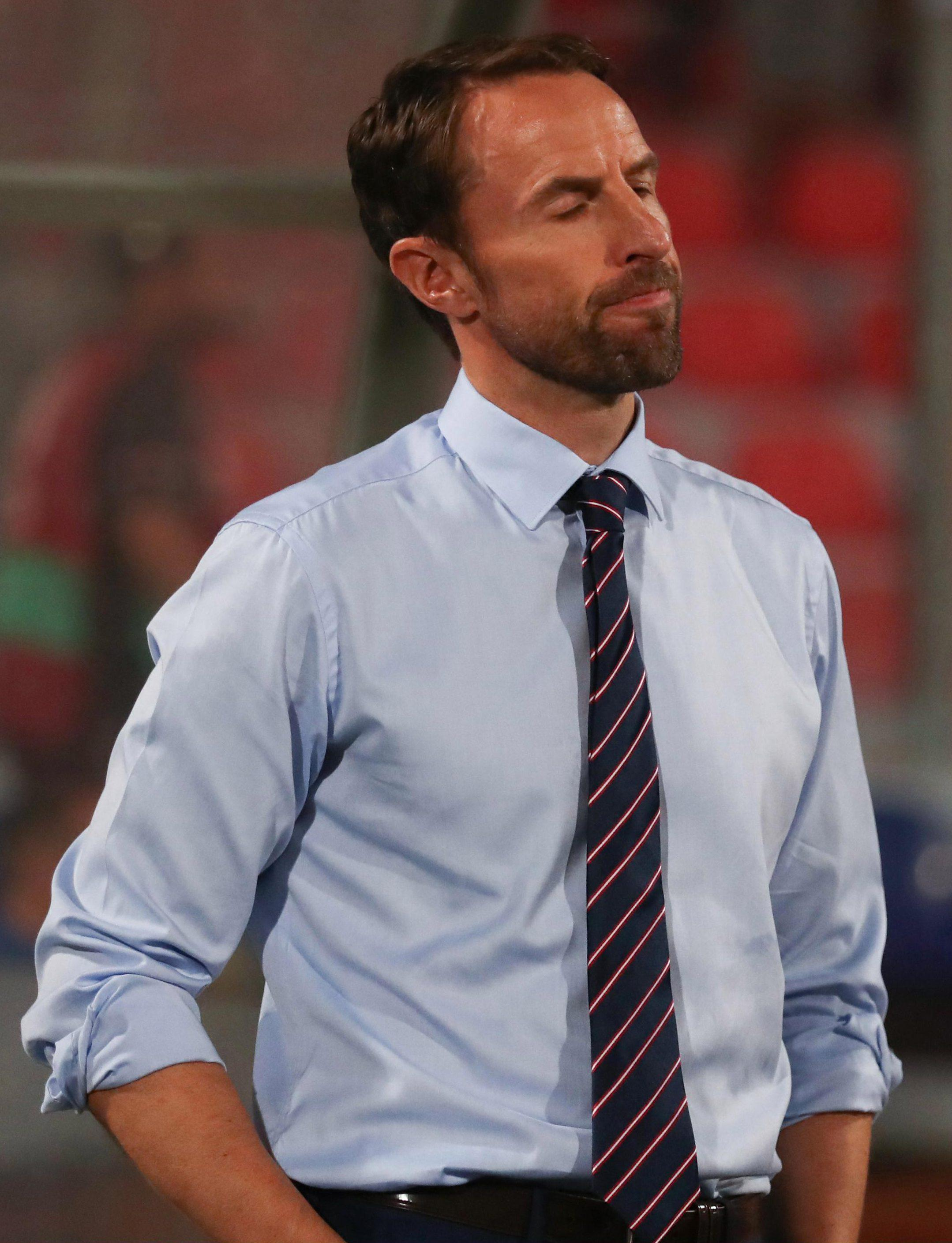 Current boss Gareth Southgate has his own painful memories of shootouts as a player
