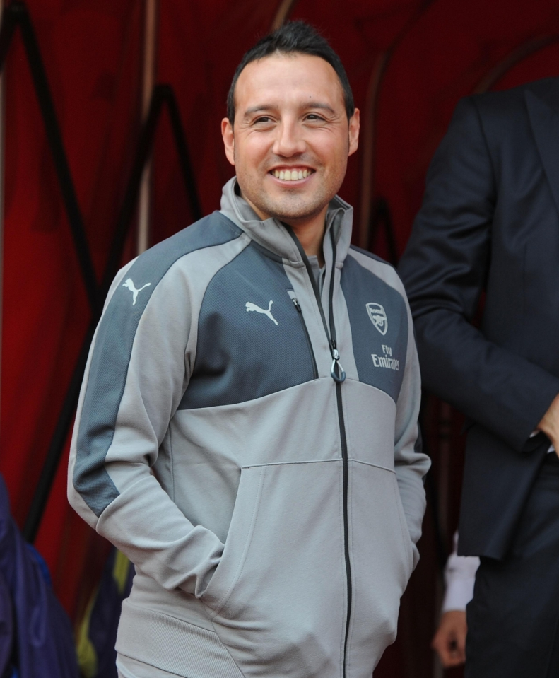 Cazorla has suffered an injury nightmare over the last 12 months