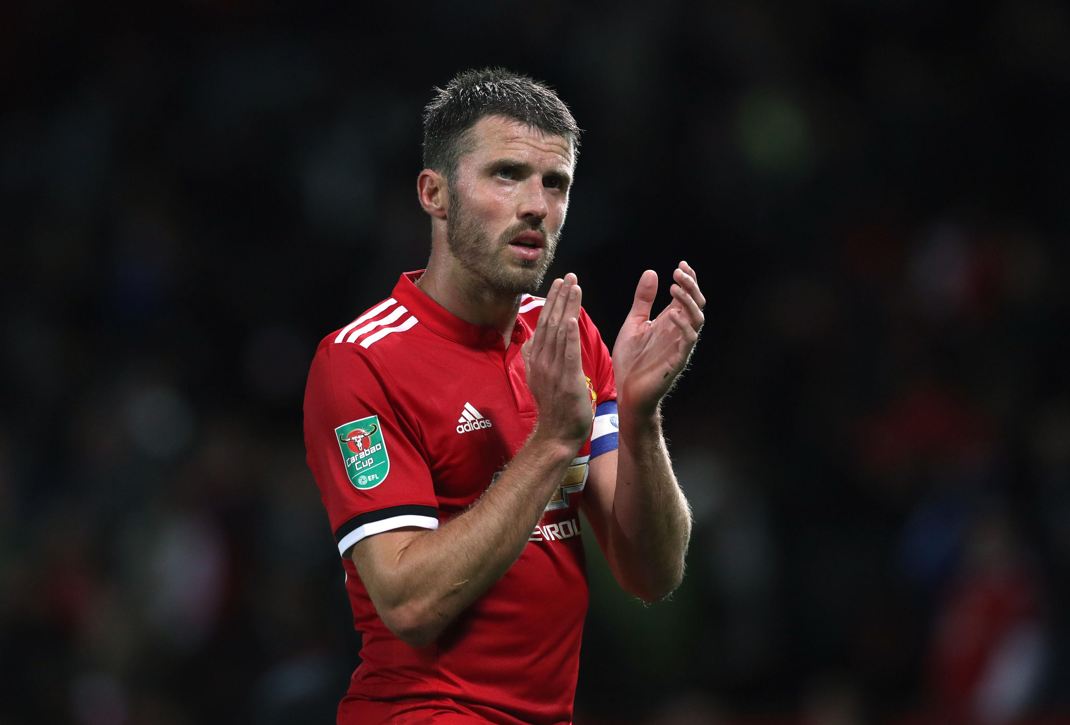 Carrick last played in September