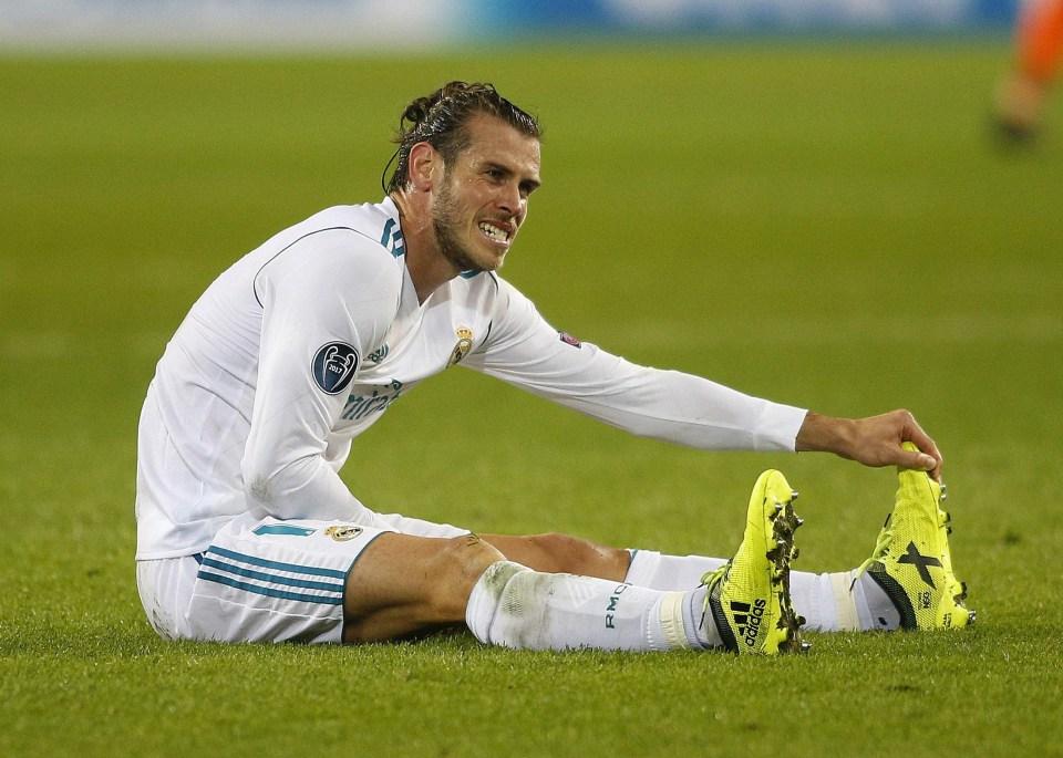 Gareth Bale's injury problems are becoming tiring