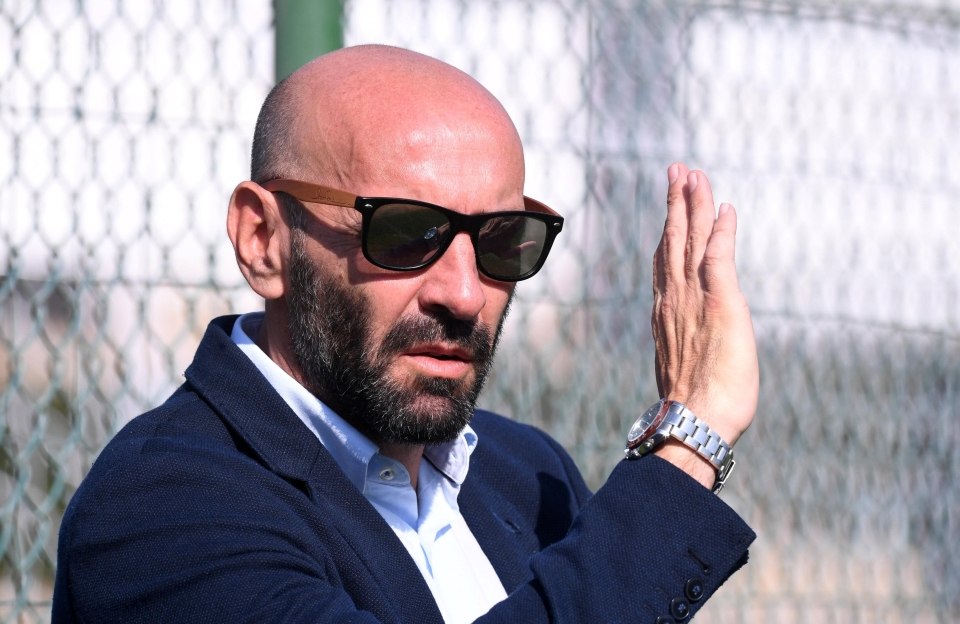 Monchi is renowned for being one of the games best directors of football