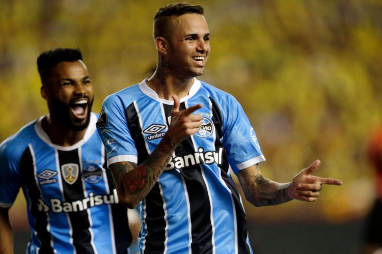 Name us a nicer kit than Gremio's