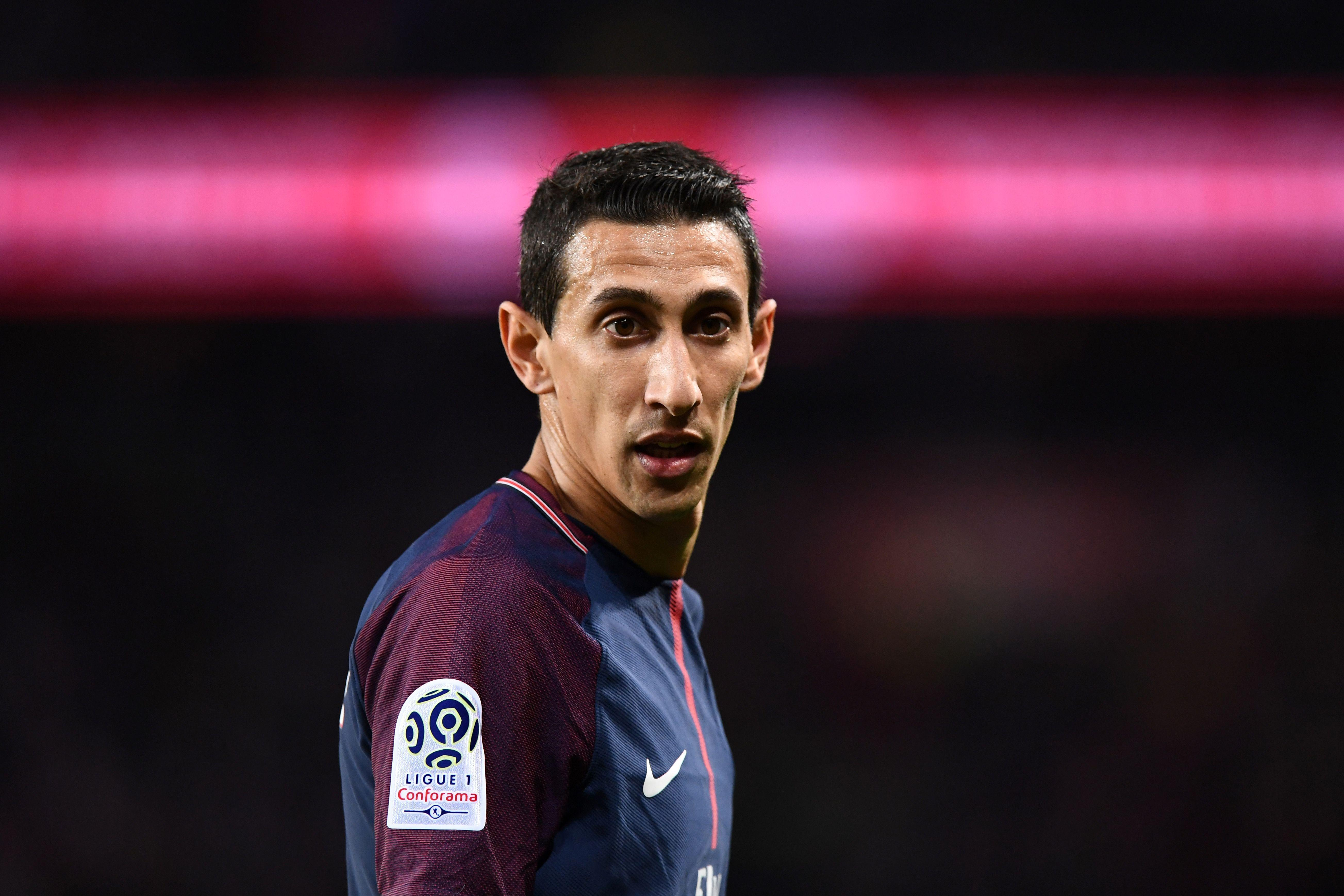 Uefa scuppered Angel Di Maria's move from PSG to Barcelona