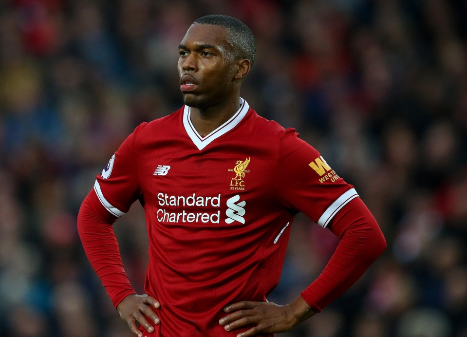 Sturridge has barely featured for Liverpool this season