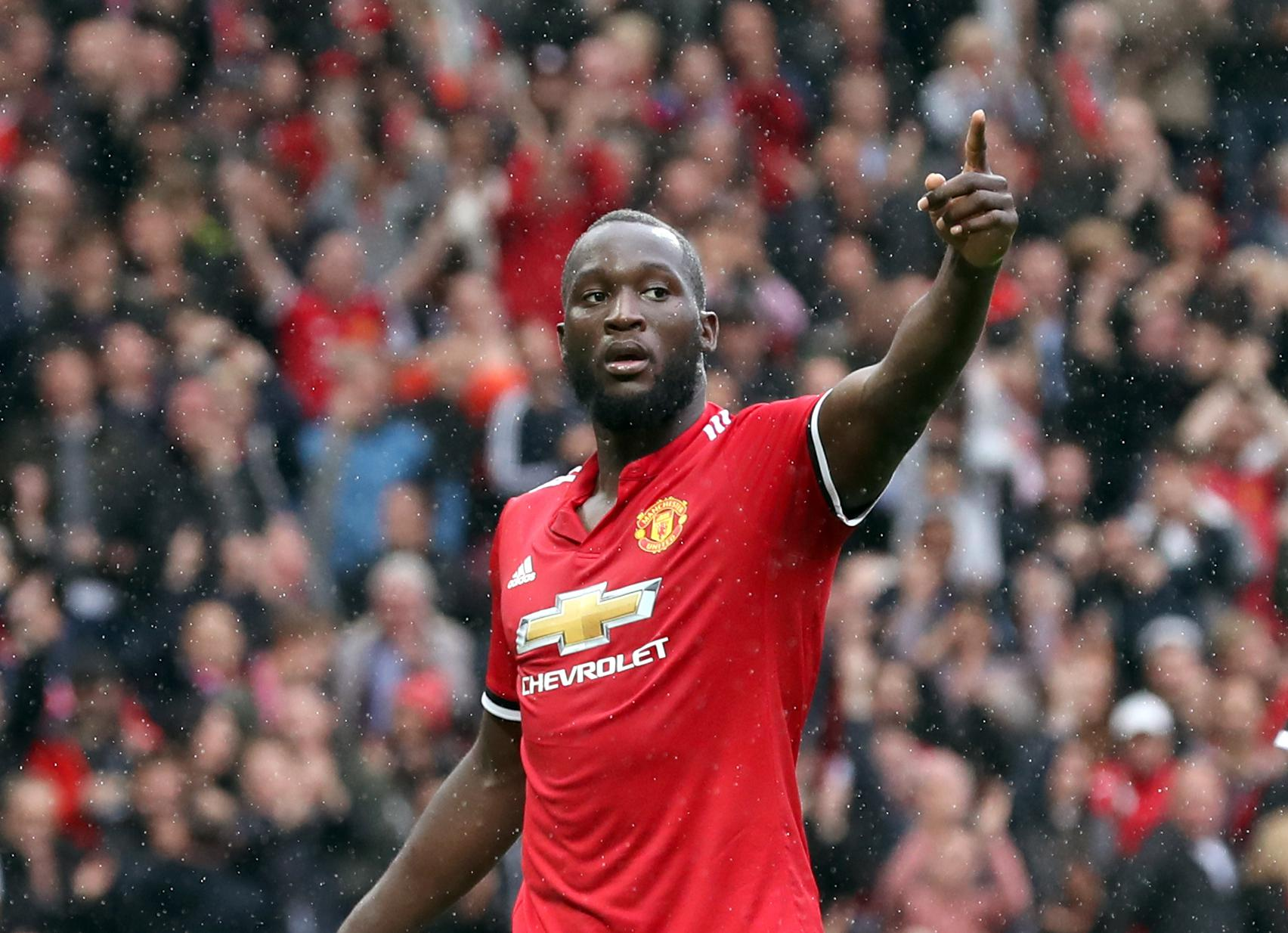 Fans have welcomed the signing of Lukaku