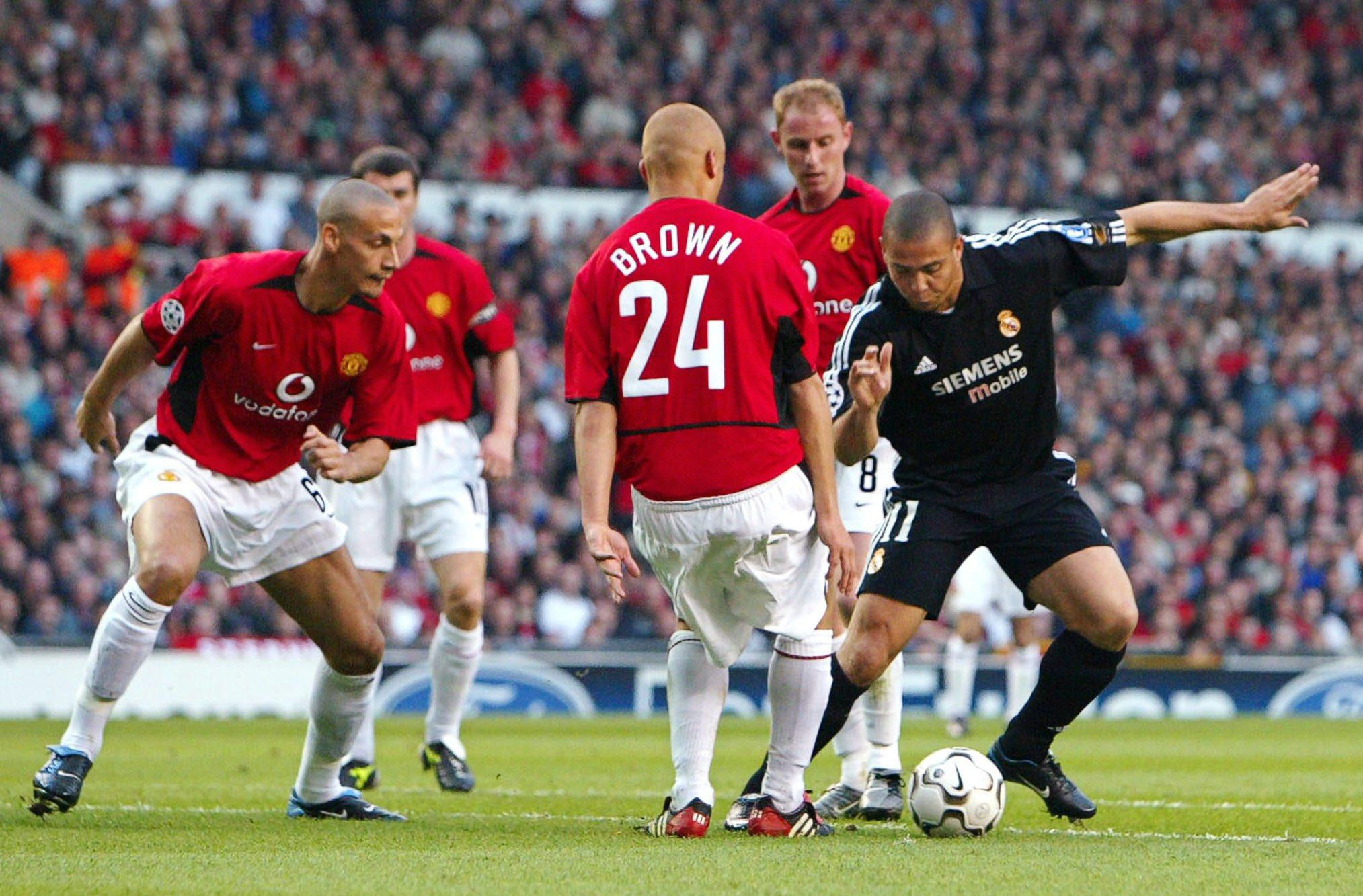 The Ronaldo show