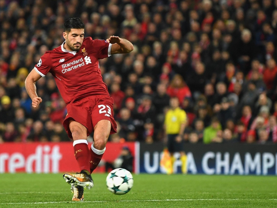 Emre Can seems likely to exit Liverpool next summer - or maybe even in January