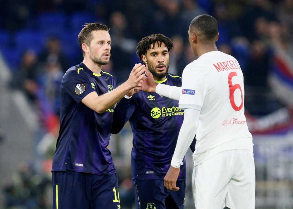 Everton were awful again in France