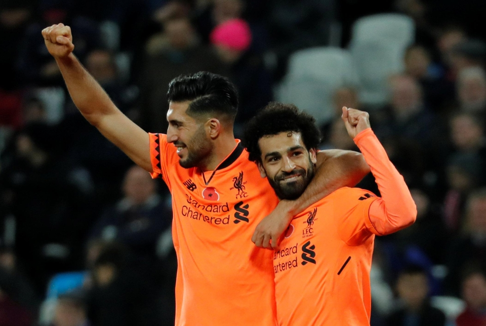 Salah is already shaping up to be a fan favourite