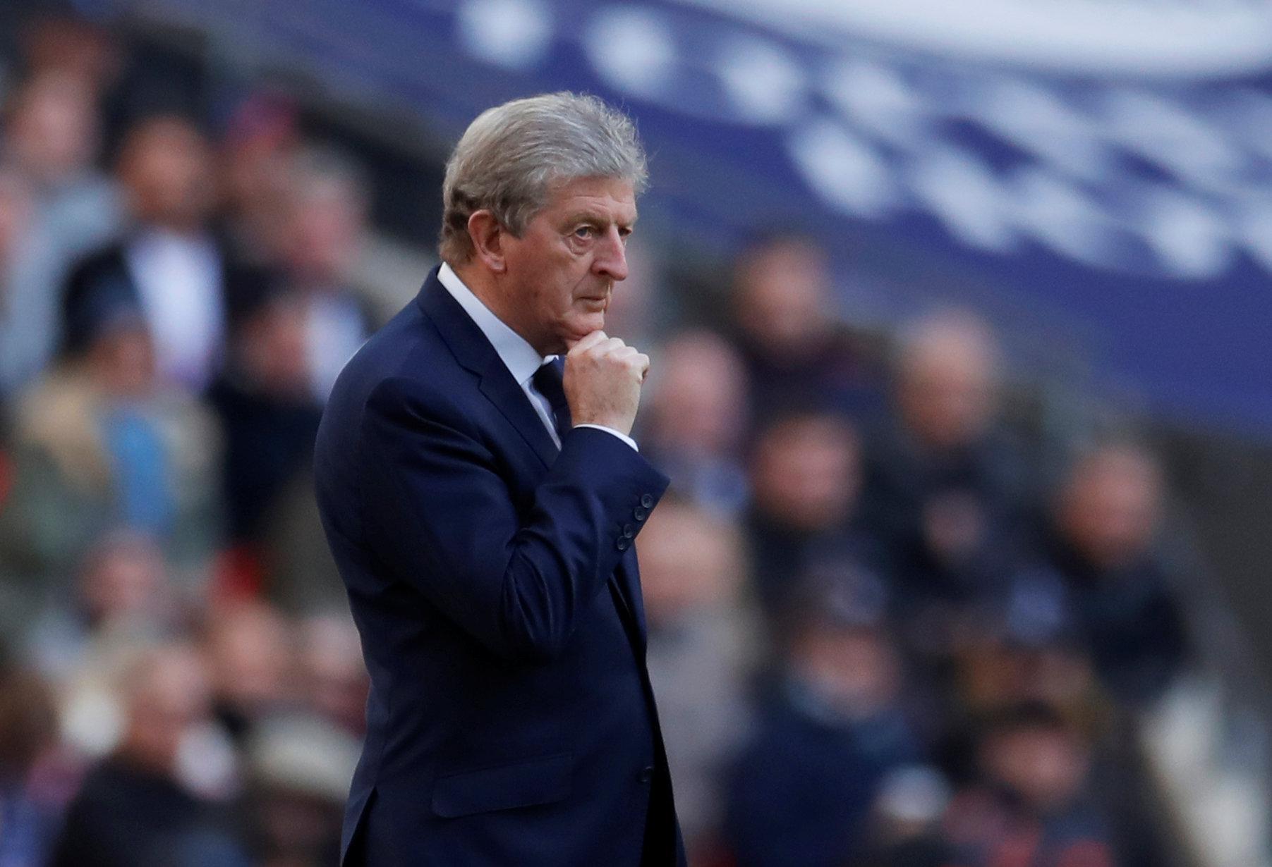 Cheer up, Roy!