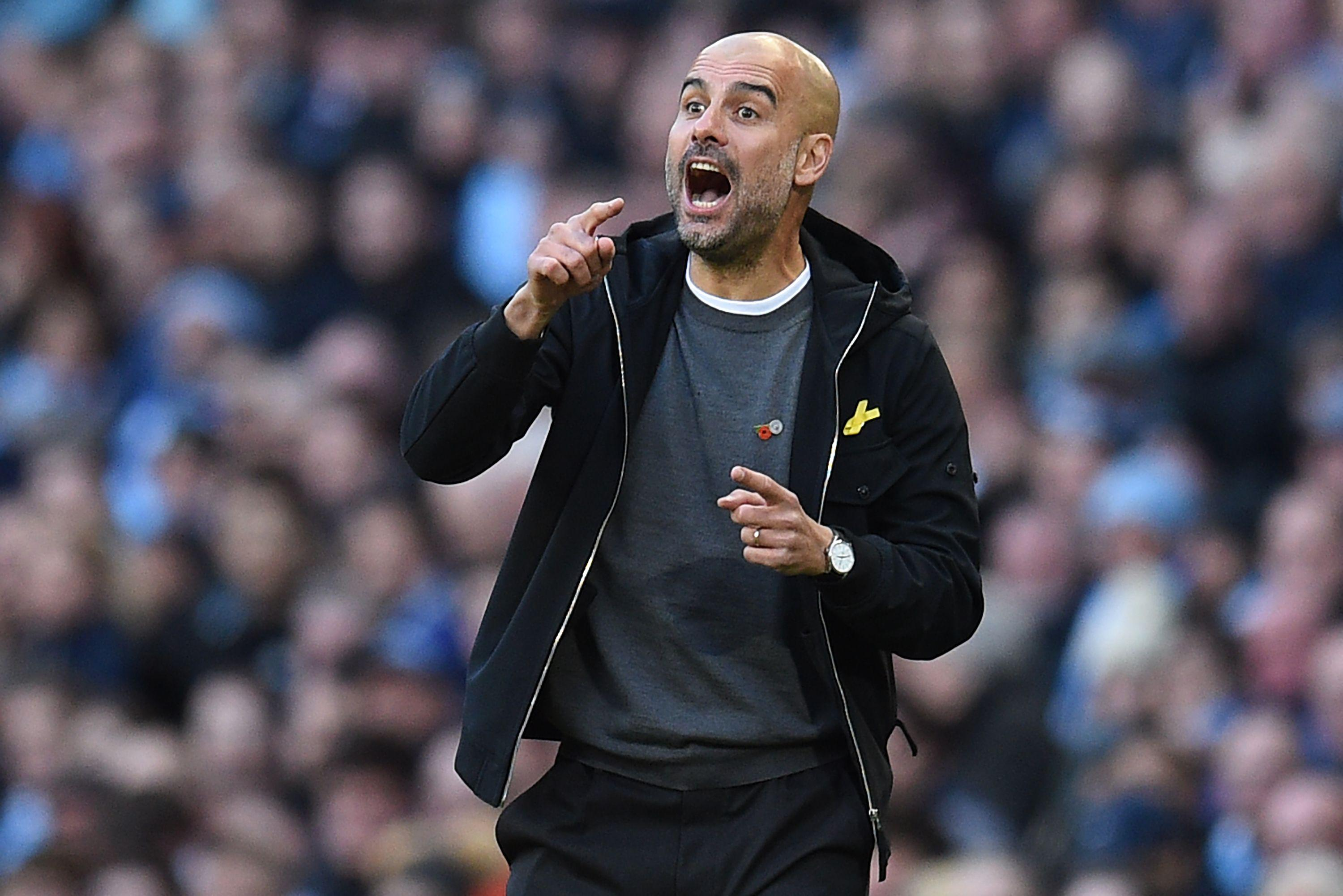 Is Guardiola's style to blame?