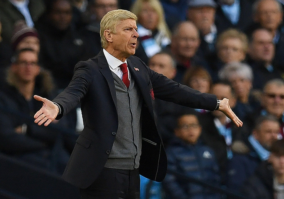 Wenger has a lot to answer for