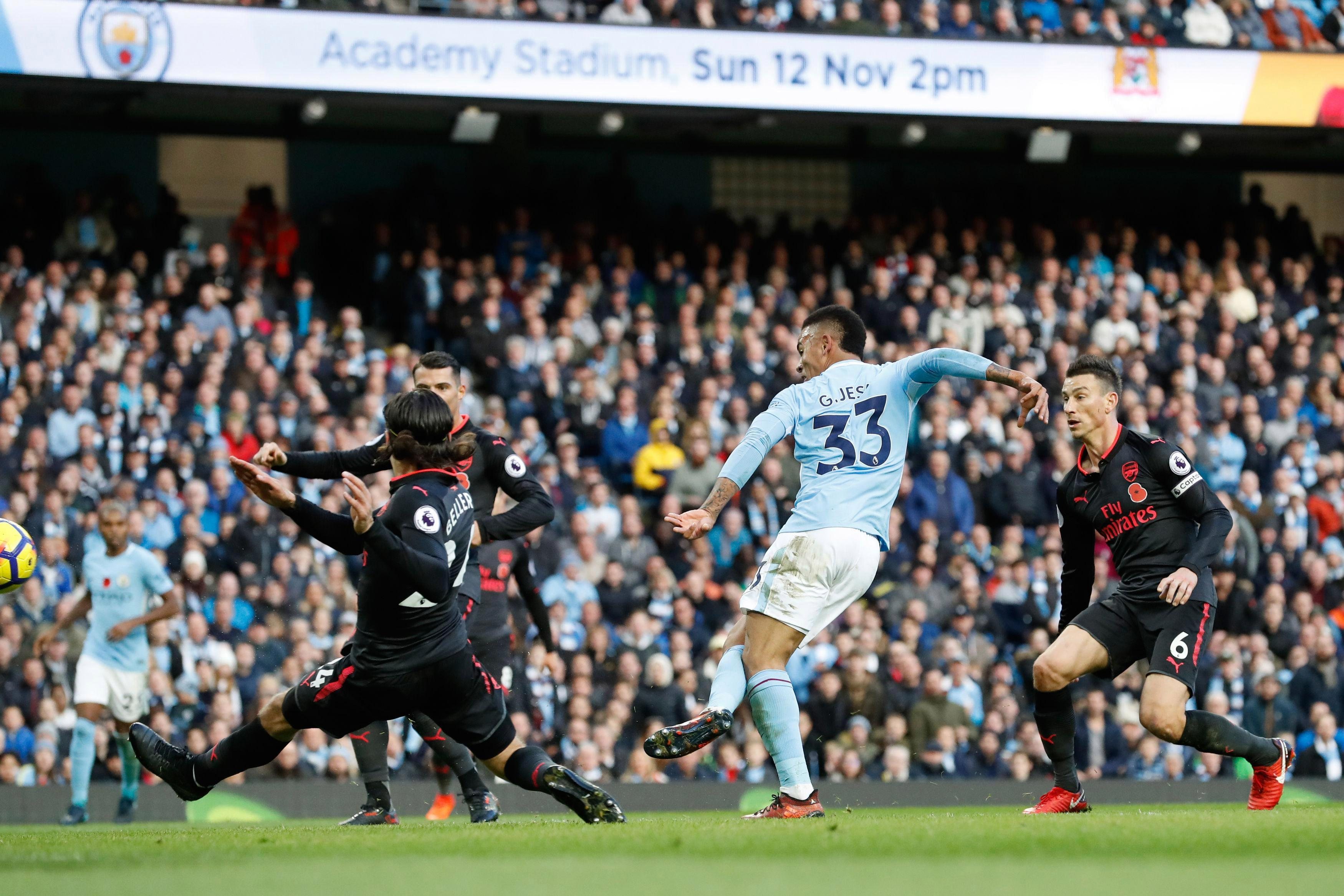 Gabriel Jesus has been in scintillating form for both club and country