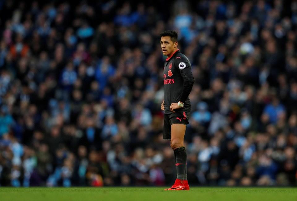 Sanchez has cut a disinterested figure this season