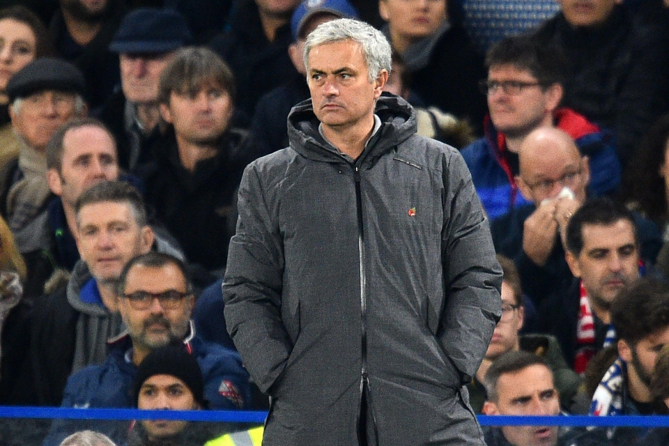 Mourinho has flirted with the idea of leaving United