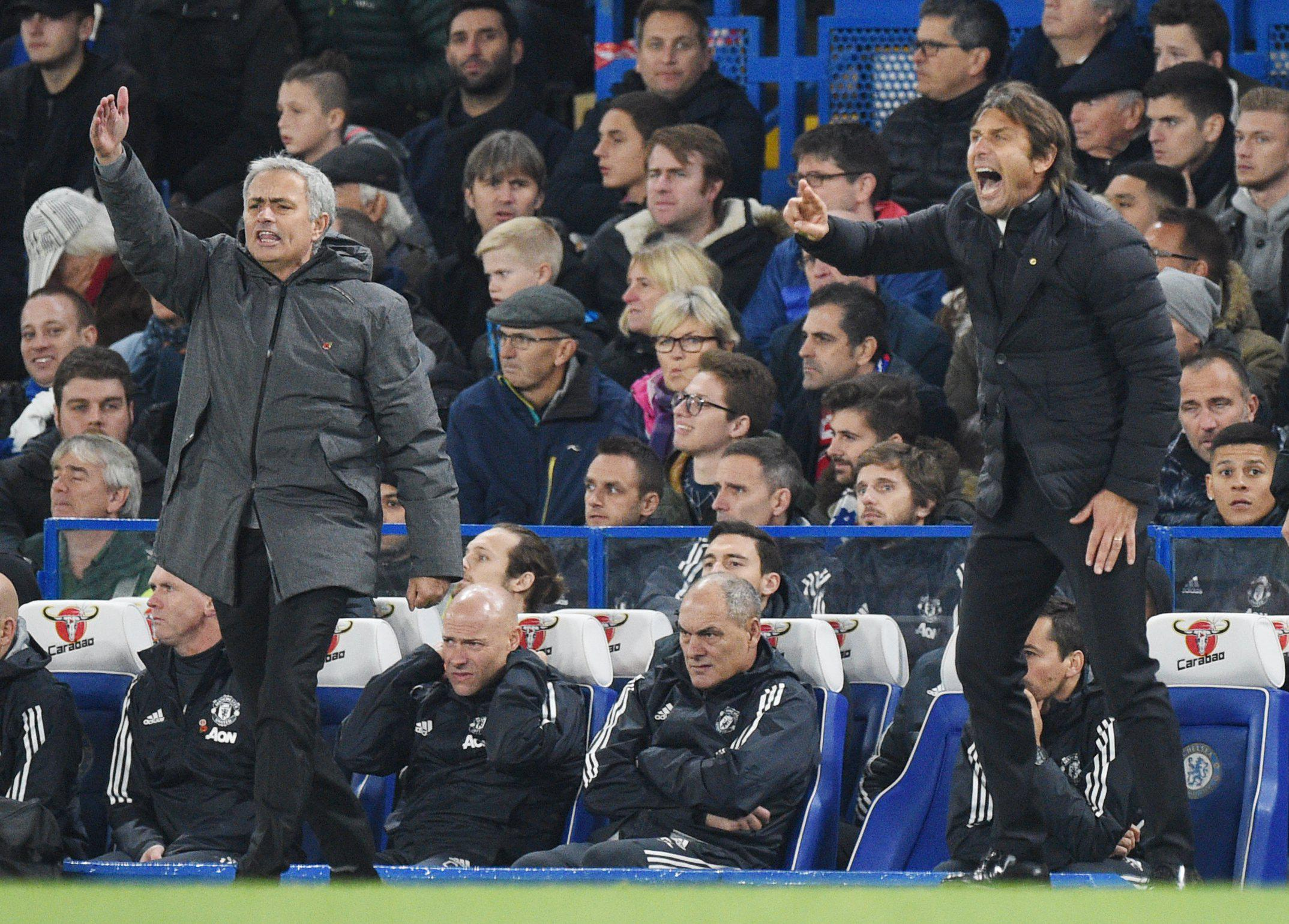 It was not a happy return to Stamford Bridge for the Special One