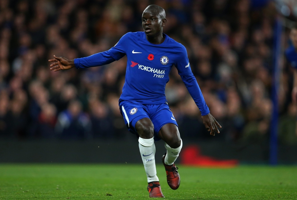 Leicester have not suffered from the loss of Kante as much as many would have thouht