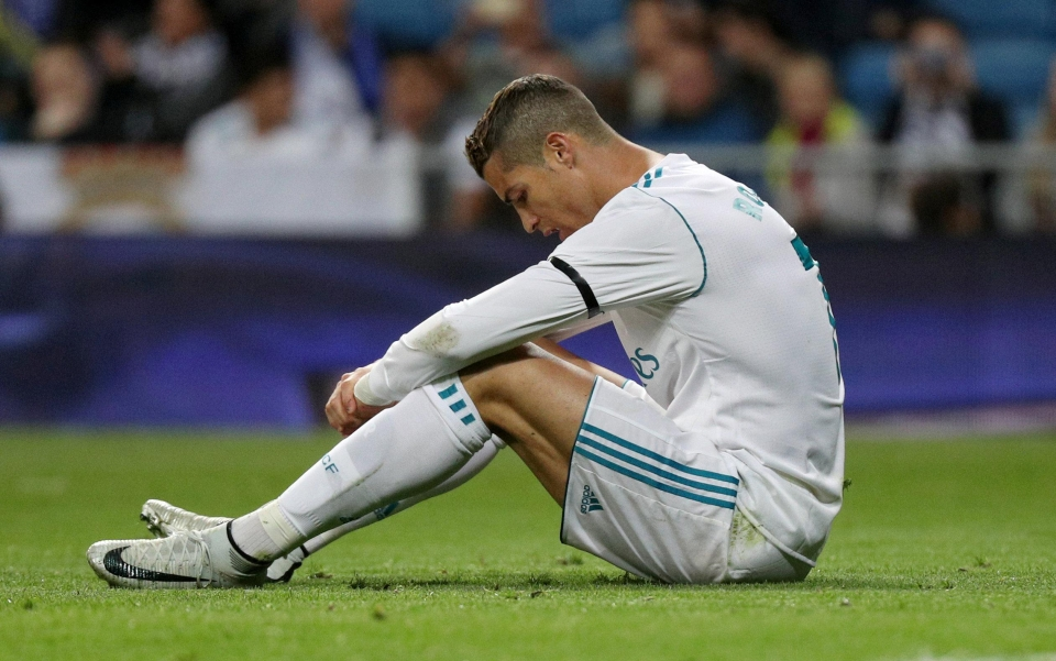 One goal in 12 games is not what we've come to expect from CR7