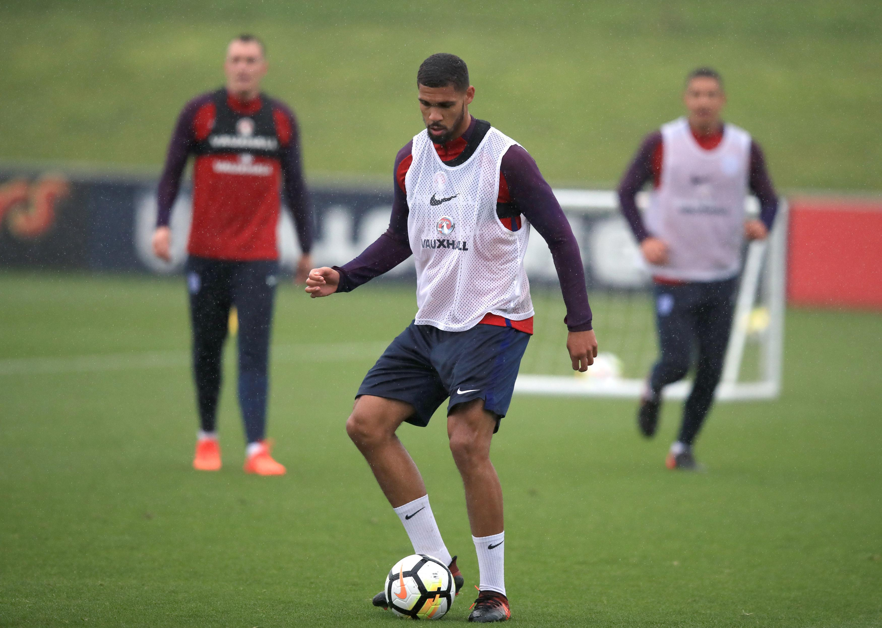 With all of the recent England drop-outs, Loftus-Cheek is hotly tipped to make his debut against Germany on Friday