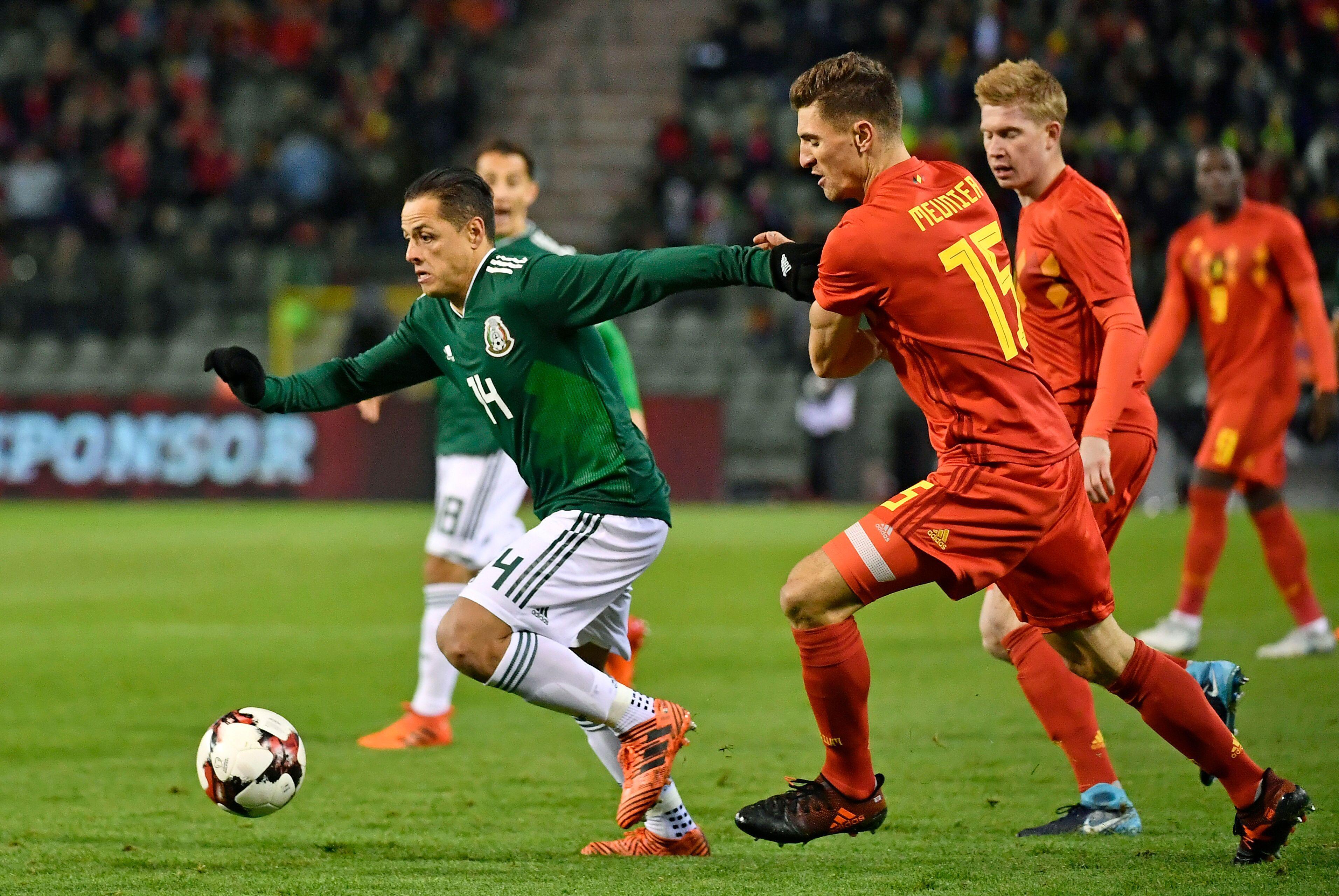 Hernandez got injured on international duty