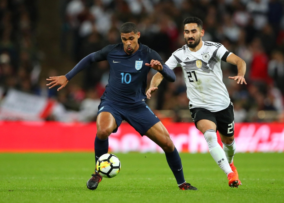 Loftus-Cheek has been highly praised for his performance against Germany