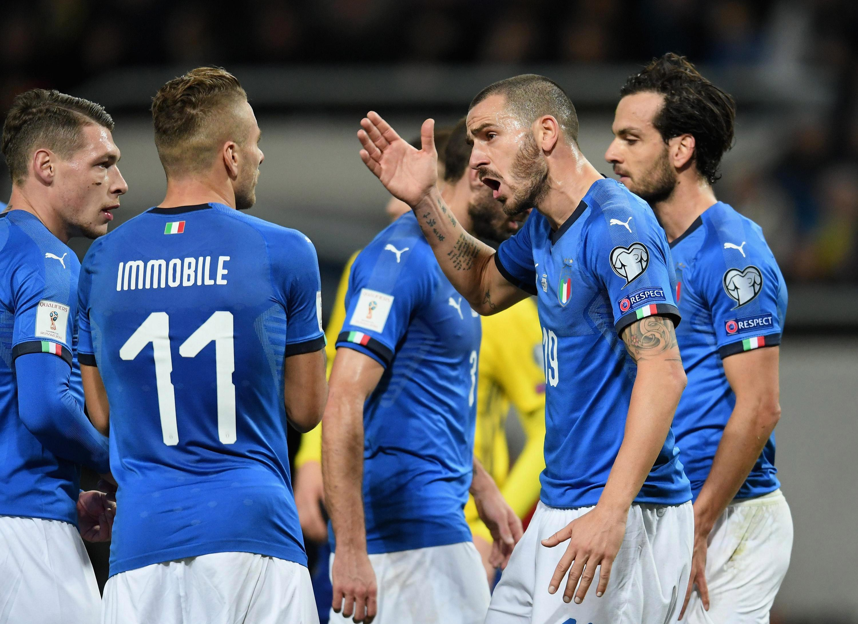 Unrest in the Italian camp after that defeat in Stockholm