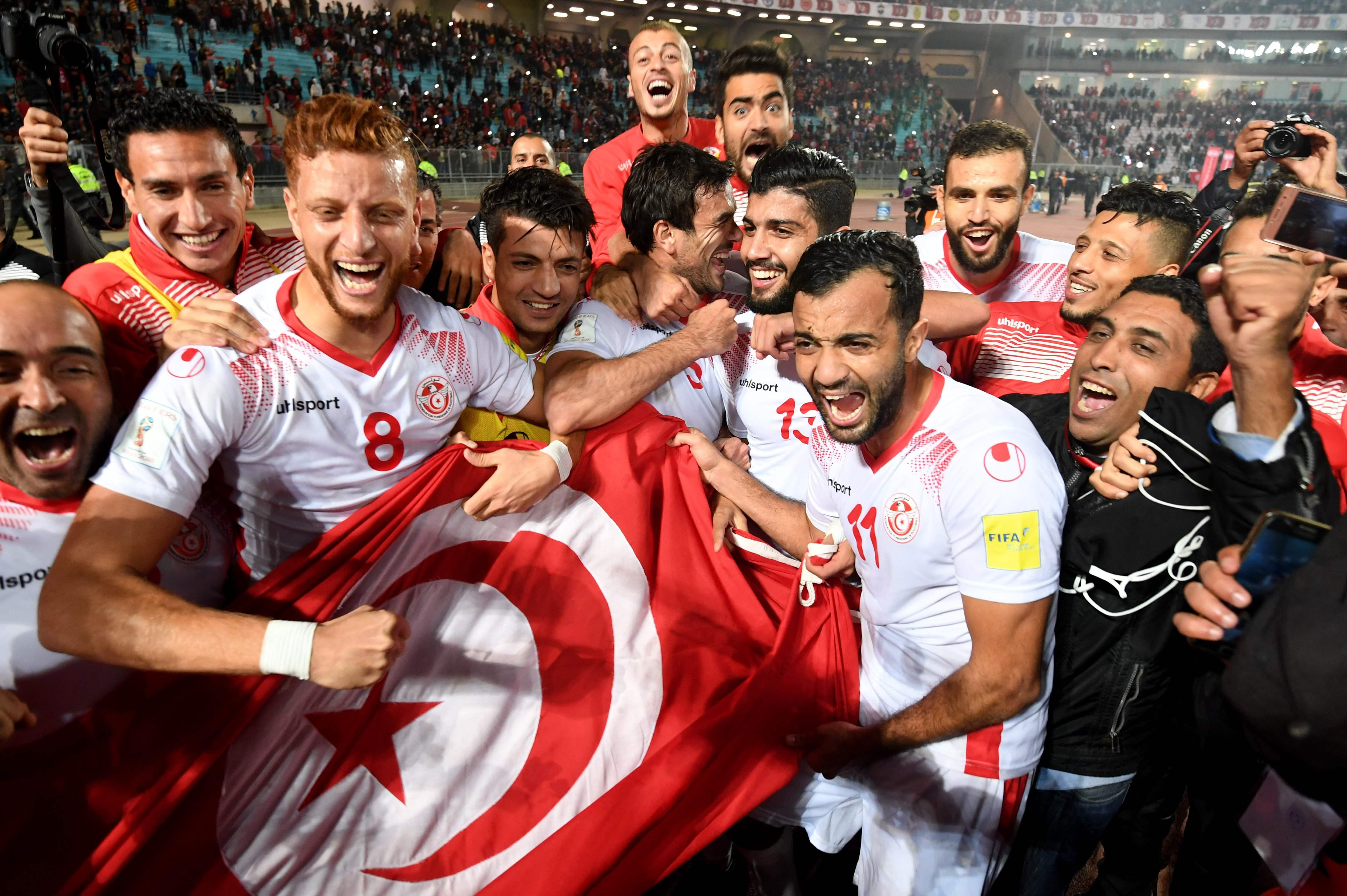 Tunisia will be there