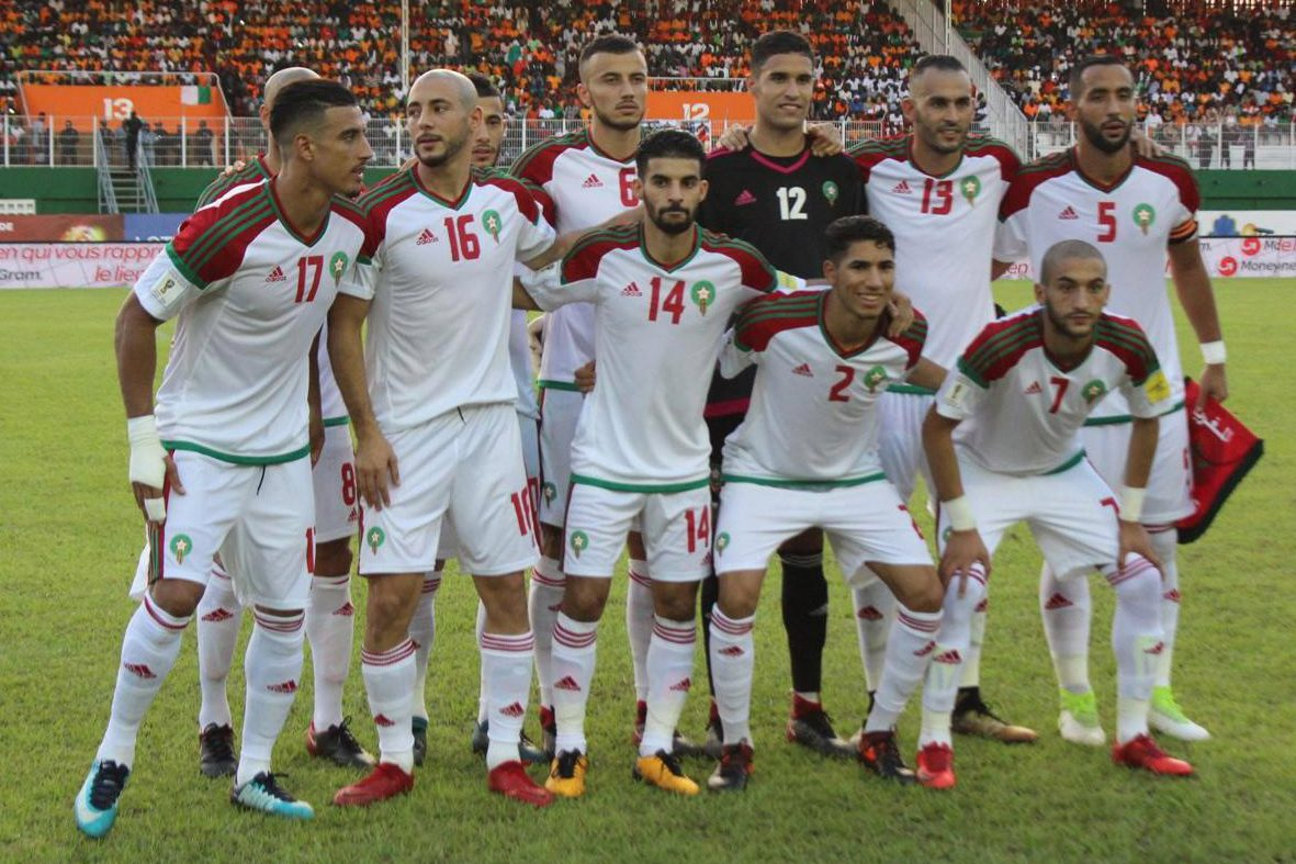 They've come from all parts but all are proud Moroccans at heart