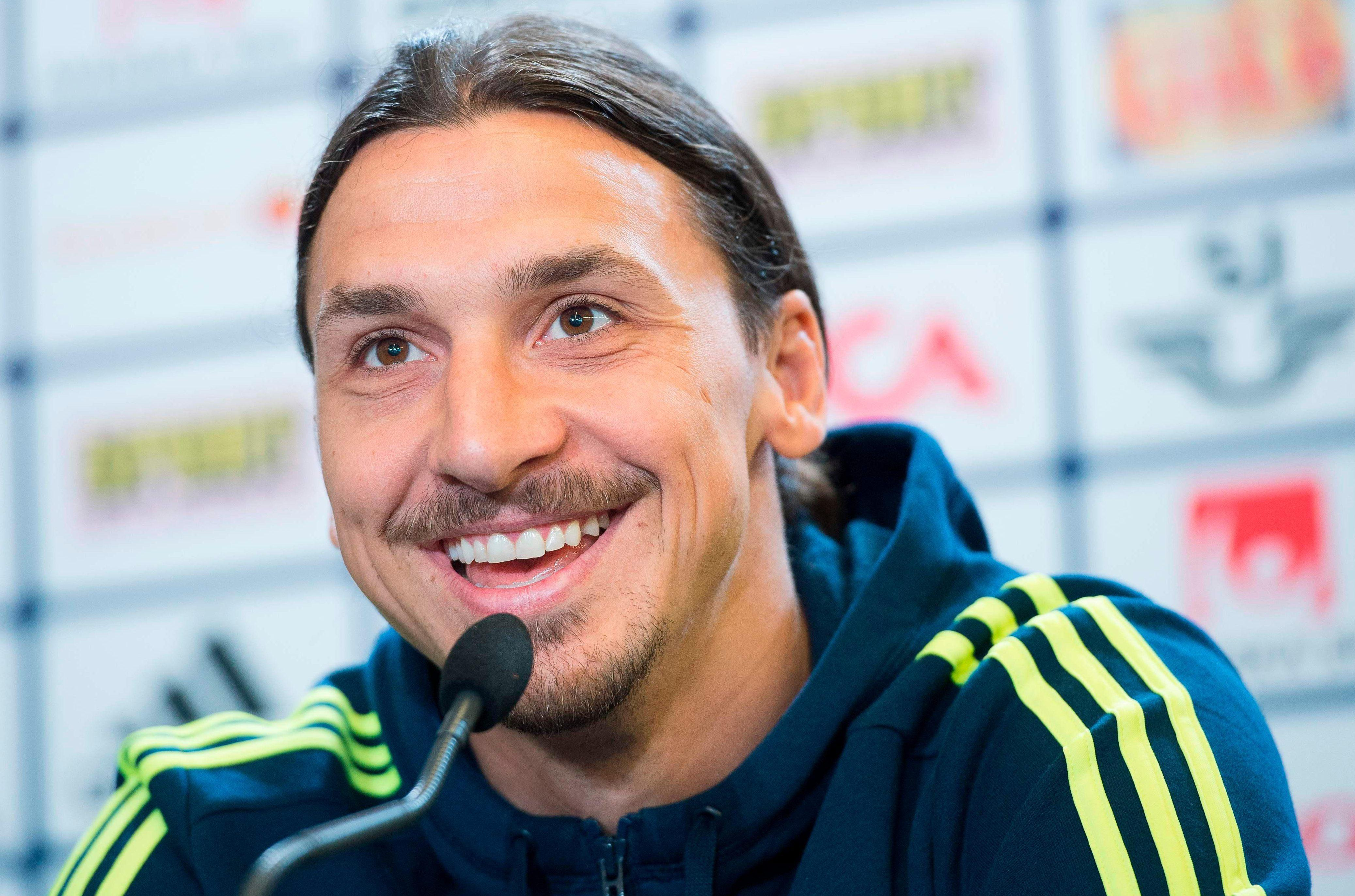 Former PSG striker Zlatan Abramovich is close to a return - another boost for both Utd and Jose Mourinho