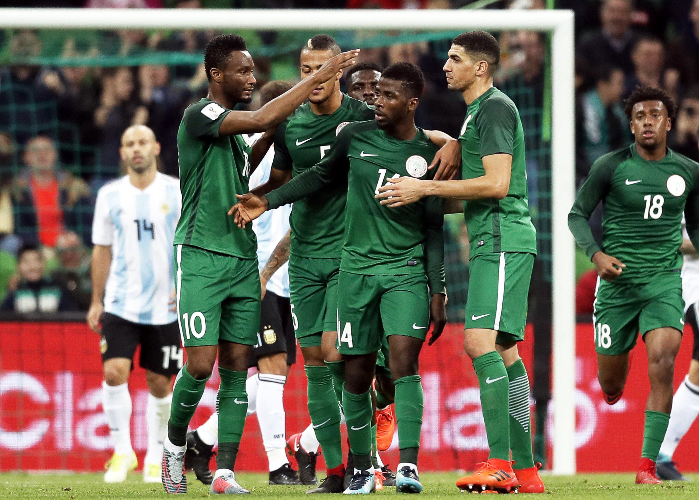 Nigeria were seriously impressive