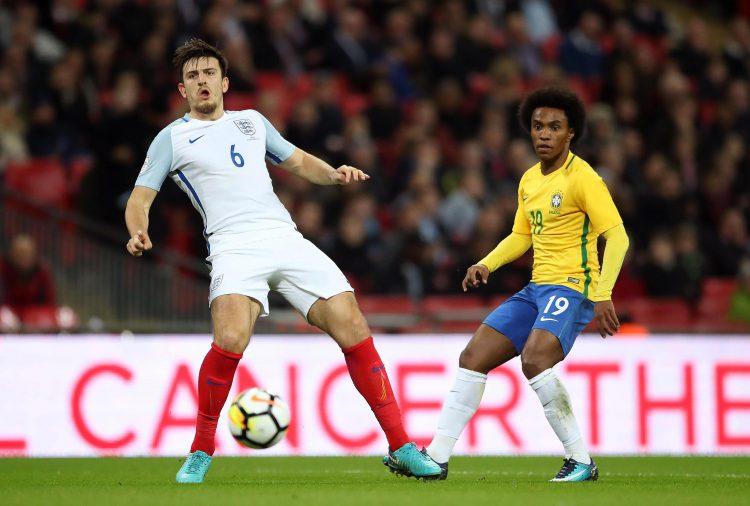 England's no.9