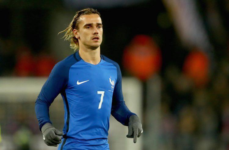 Great striker, terrible hair