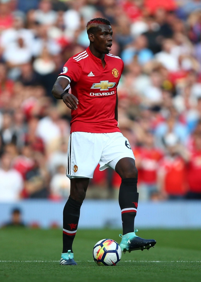 Pogba has been sorely missed