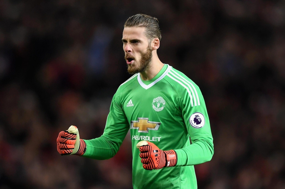 David de Gea has turned into on of the worlds leading stoppers