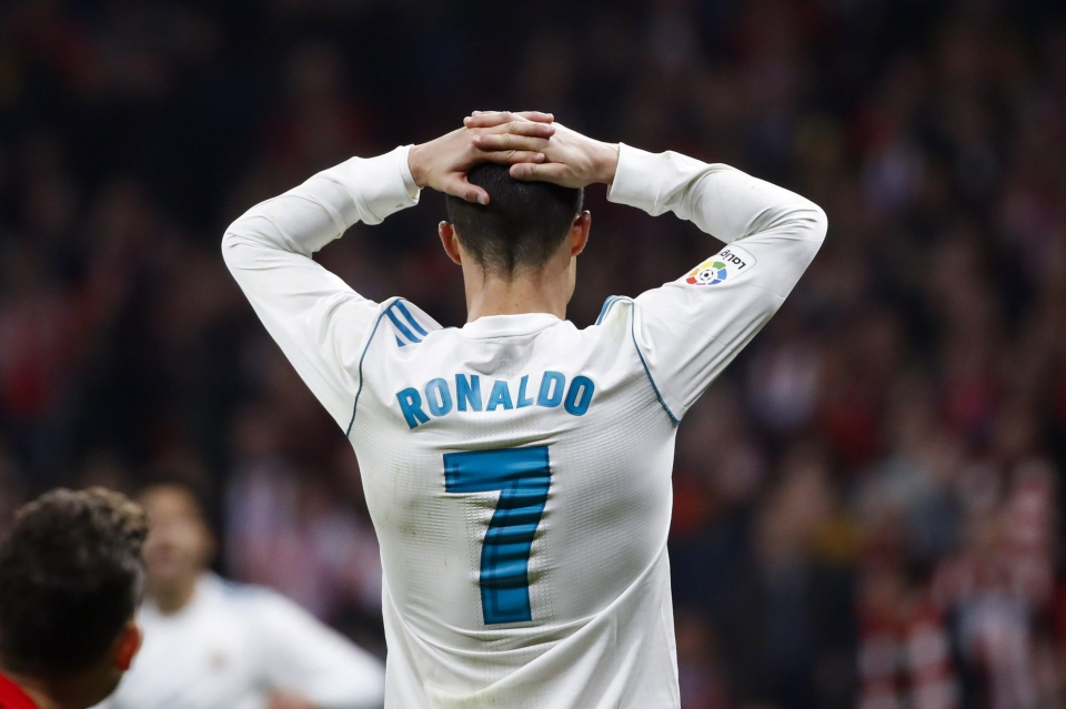For the first time in years questions are being asked about Ronaldo spot in the starting XI