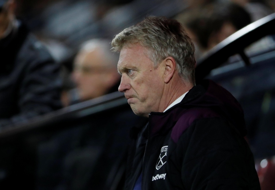 Not a happy return for Moyes