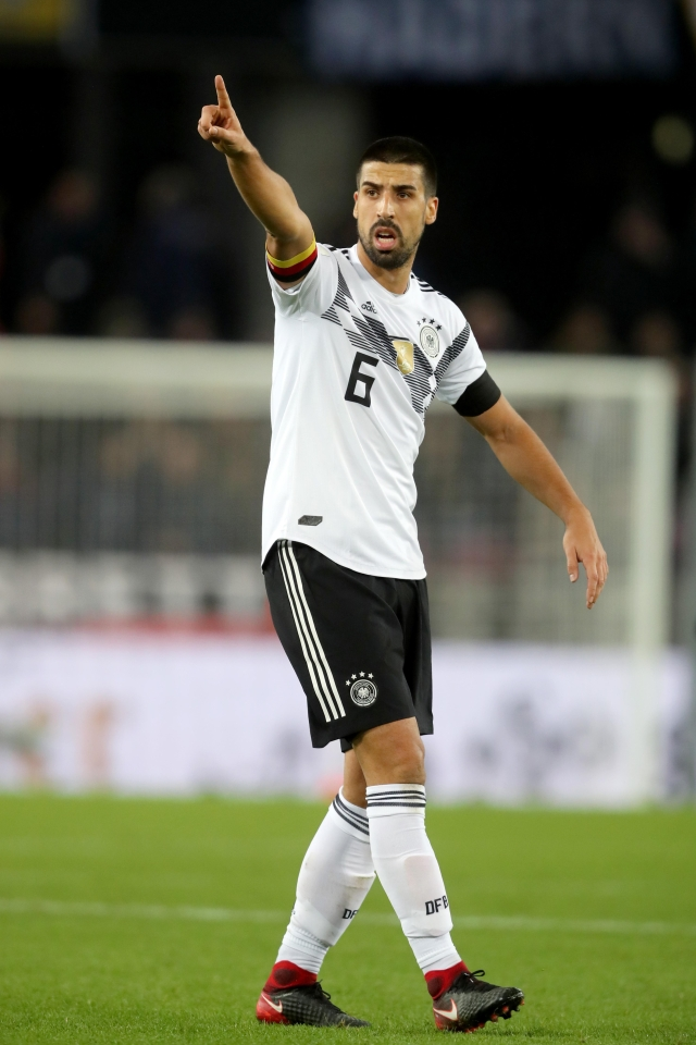 Image result for Sami Khedira