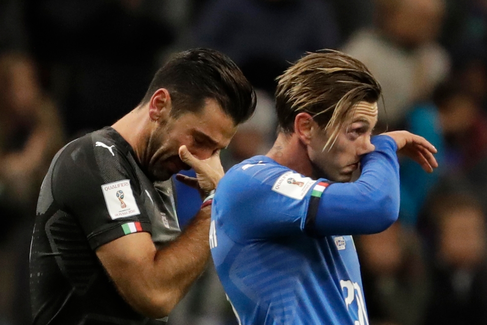 Why are you crying, Gigi? You've just gone up a spot in the rankings! Gigi? We'll leave you be…