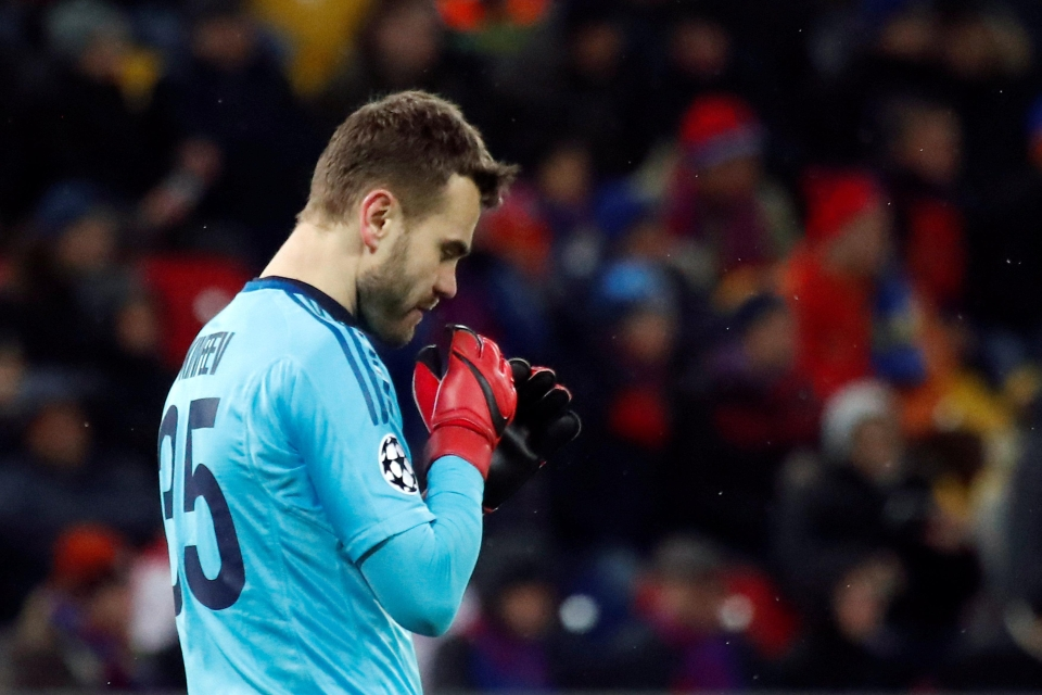 Akinfeev has become a living meme because of his record