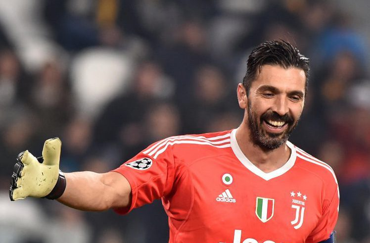 Buffon is rightly one of the keepers on the shortlist although he'll probably lose out to David De Gea or Manuel Neuer